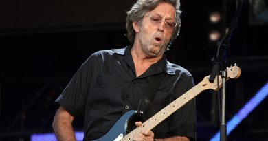 Eric Clapton And The Holy Mother