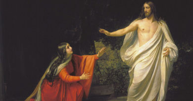 St. Mary Magdalene, The Fervent Student of Christ