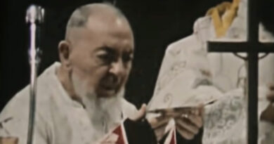 Padre Pio: Love is nothing but the spark of God in men